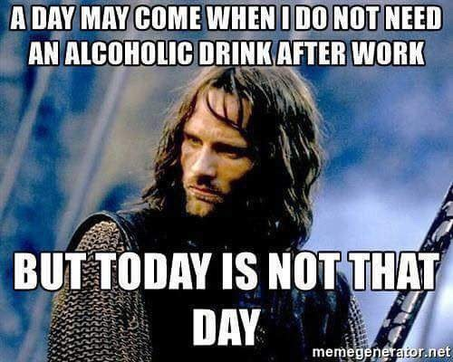 not today pal - meme