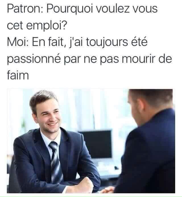 Rpz Pôle Emploi - meme