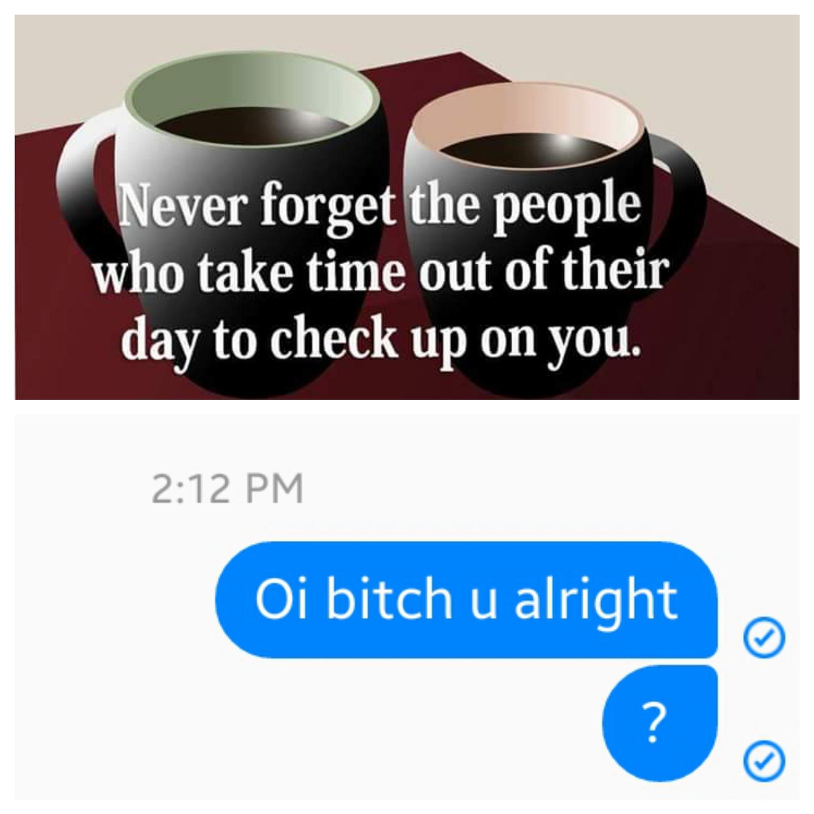 My first self-made meme