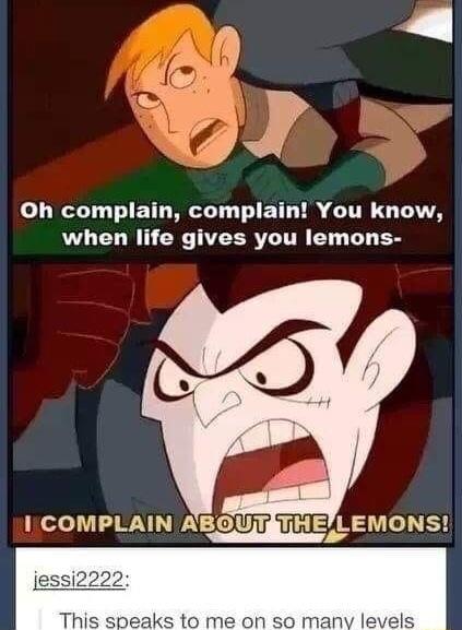 Lemon - meme