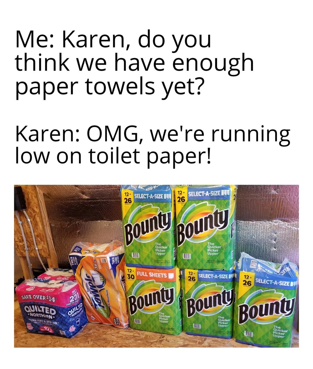 Karen is such a whore-der - meme
