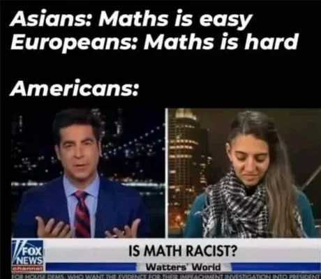 Math is math! - meme