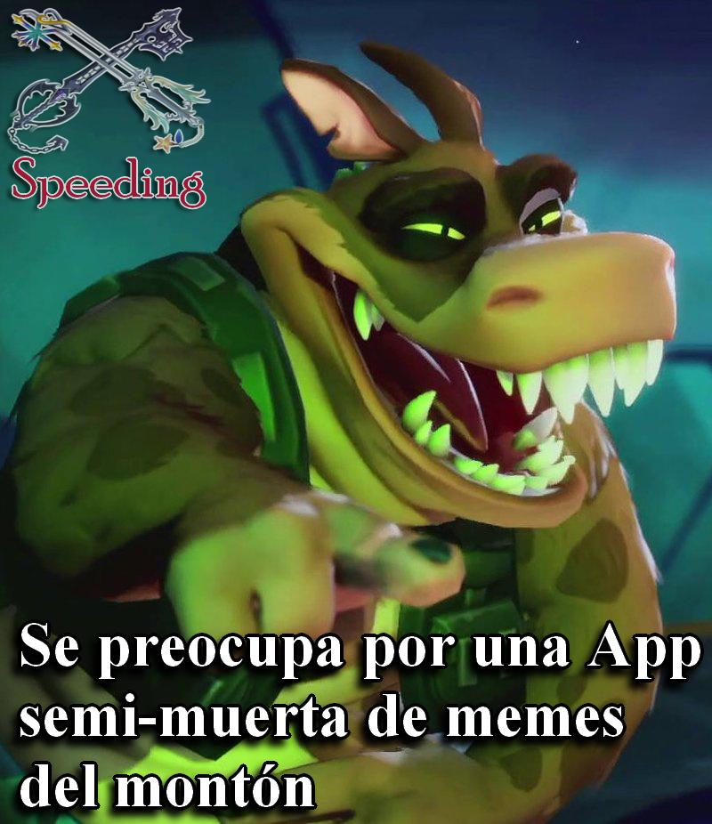 """Los que usan el tag de """"memedroideslamejoraplicaciondelmundo"""" be like:"""