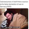 Hitler be asshole