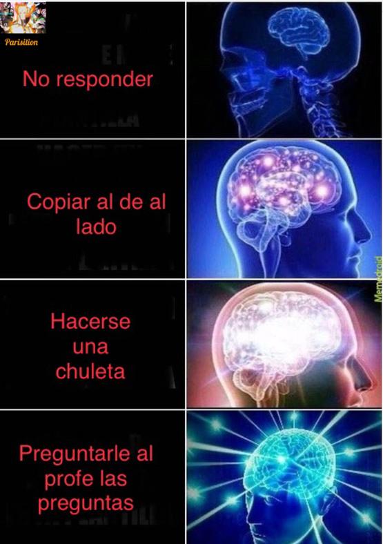 Inteligencia - meme