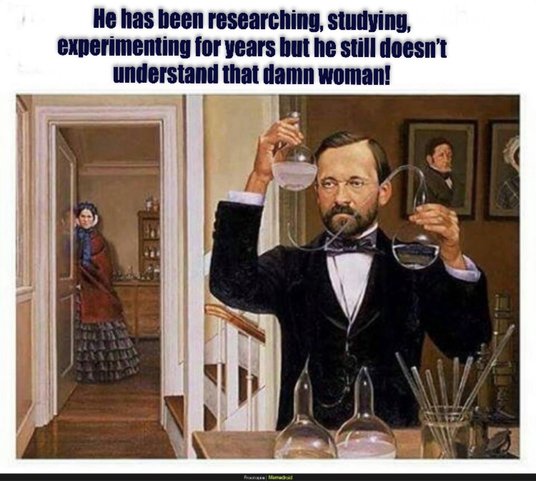 Some things are beyond the knowledge of man. - meme