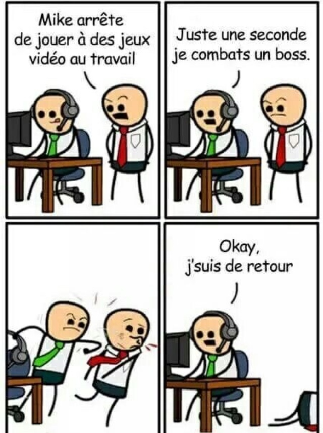 Final boss - meme