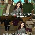 Miranda costosa