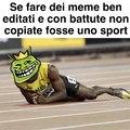 Usain Bolt *Lacrimuccia*