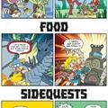 Zelda vs Skyrim !