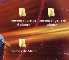 Argentina ahora mismo - meme