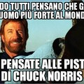 Eh già, Chuck è invincibile