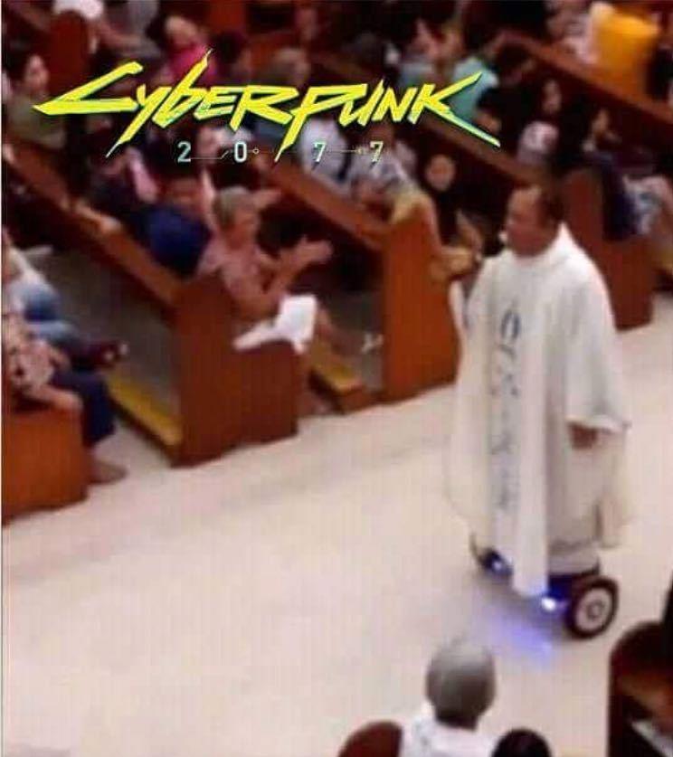 CyberMissa2.0 - meme