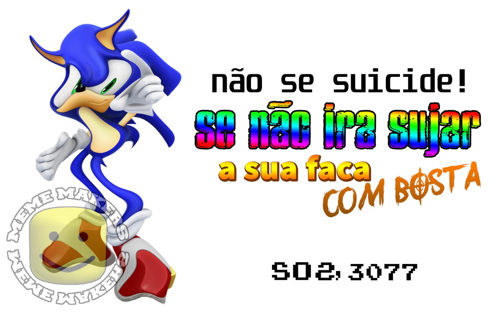 Sos, 3077 - meme