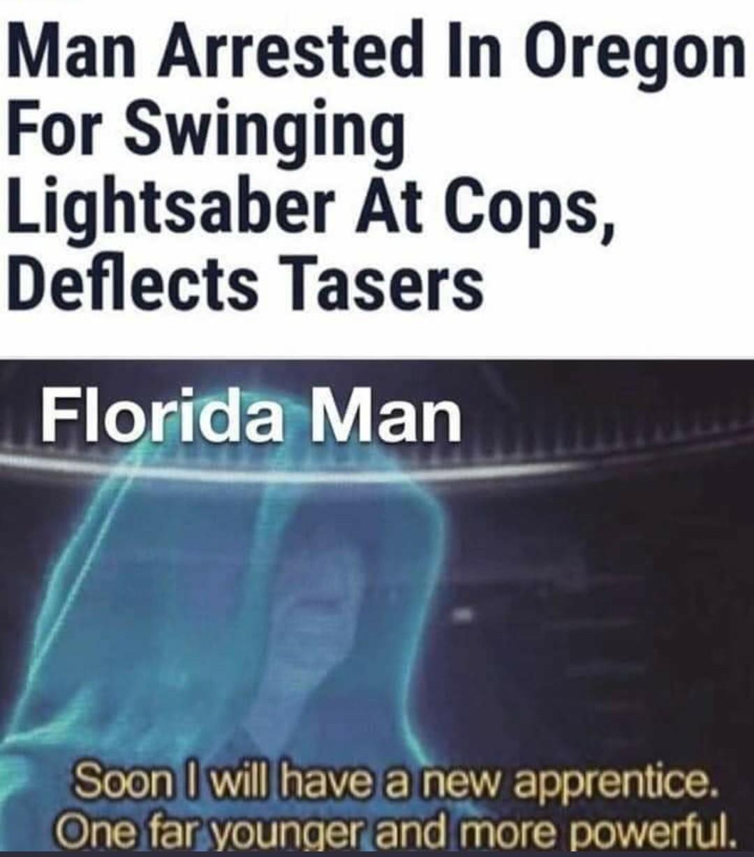 Unlimited power! - meme