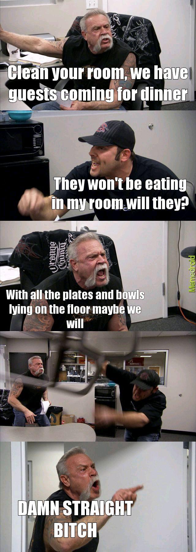 Do kinda be like that - meme