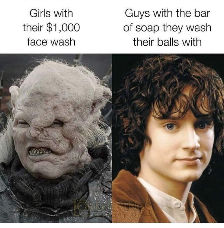 True enough - meme