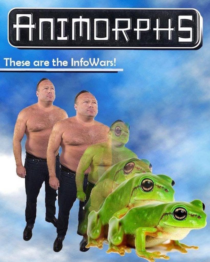 Infowars - meme