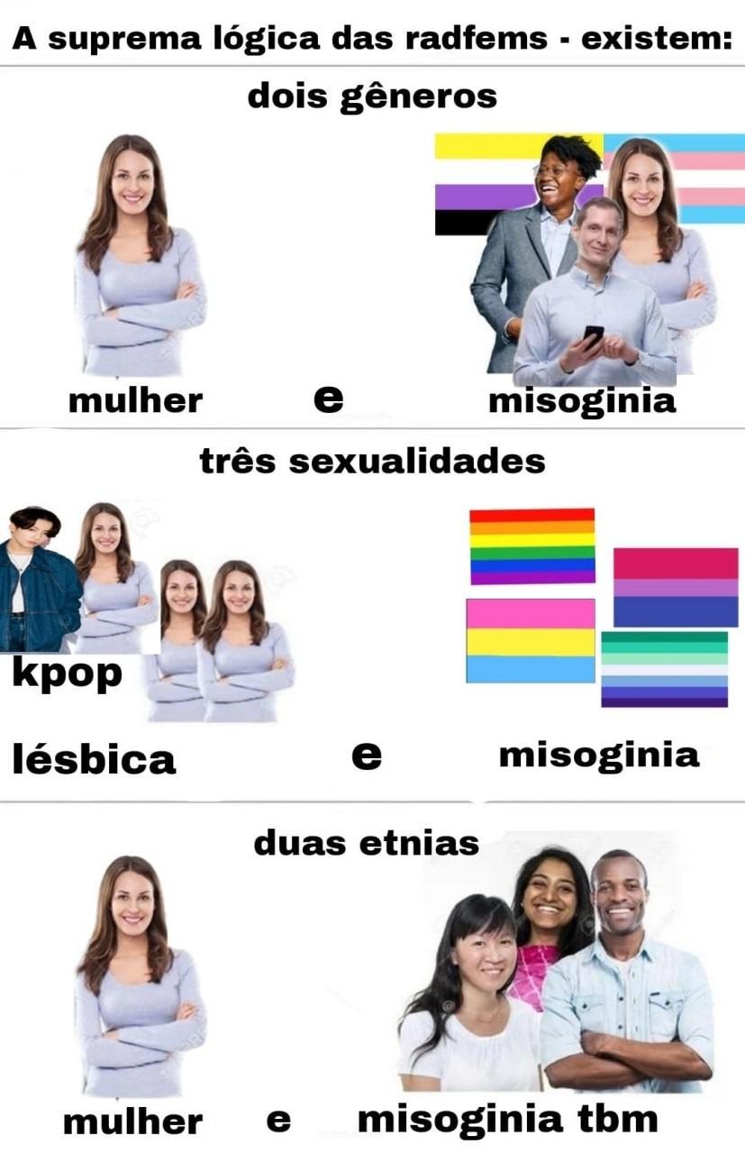 2 gêneros - meme