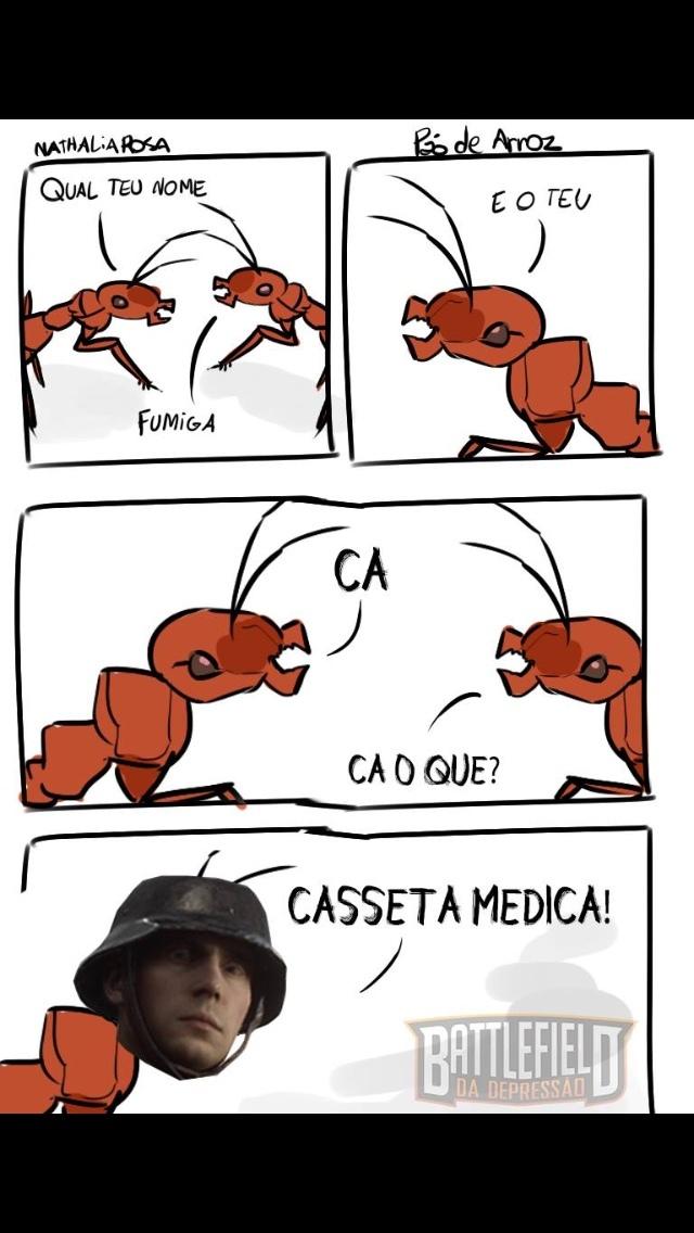 CASSETA MÉDICA - meme
