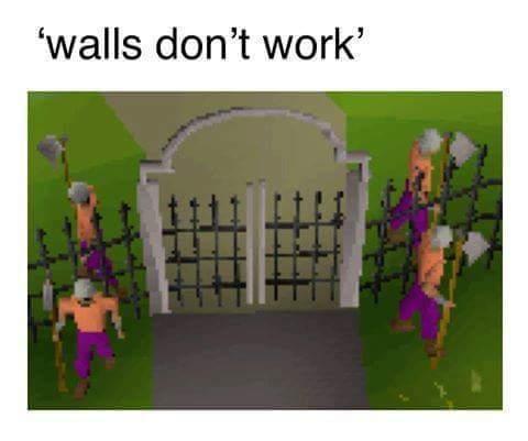 2007 scape is broken - meme