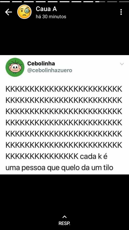 Cebolinha homicida - meme