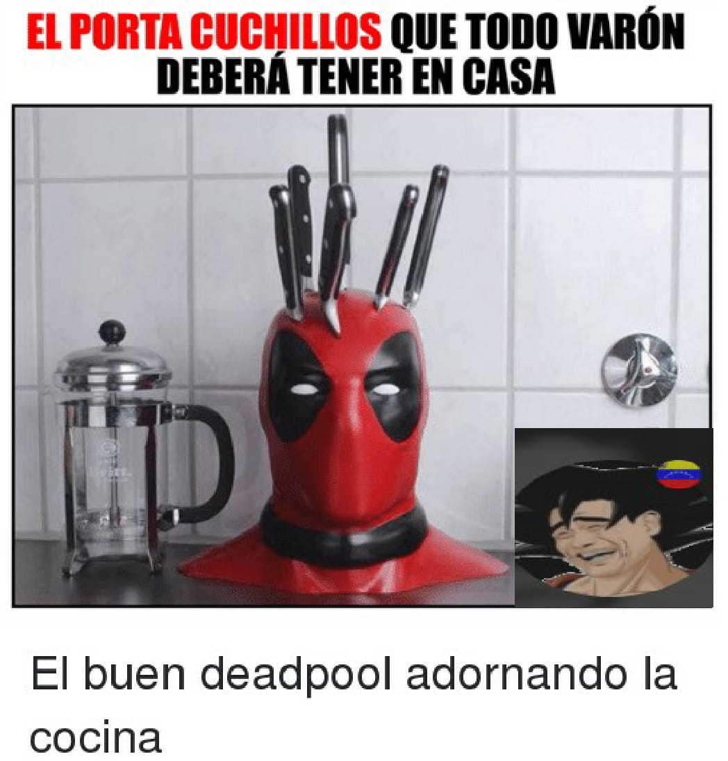 deapool XDXD - meme