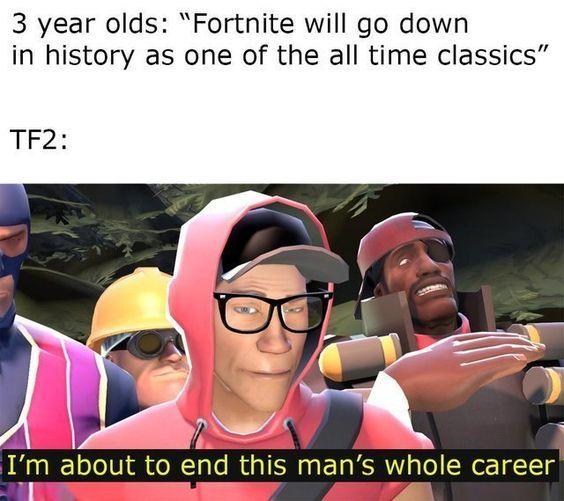 tf2 the orginal classic - meme