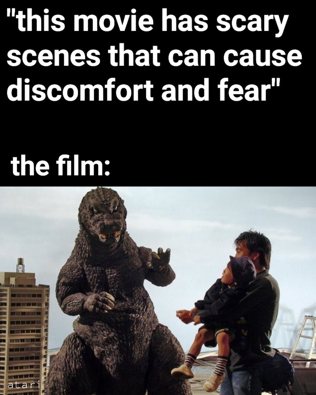 Scary scenes - meme