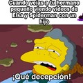 Elsa y Spiderman