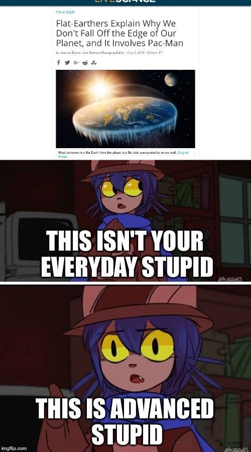 Earth is Earth - meme