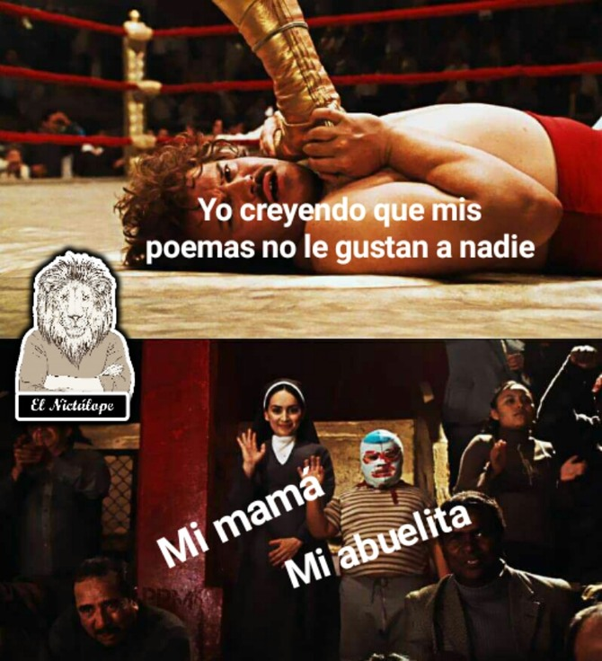 Poemas - meme