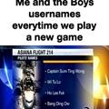 Me and the boys playing vegan on fortnite