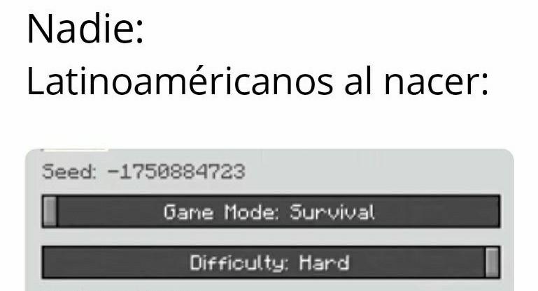 Confirmo :sad: - meme