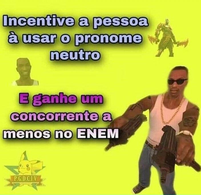 Exato - meme