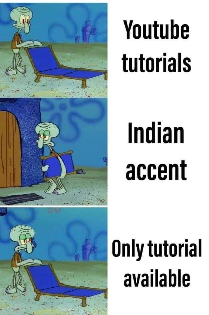 Online tutorials - meme