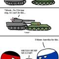 Tank Romance