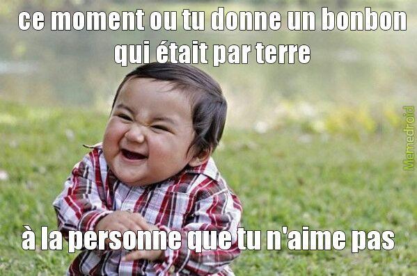 diabolique ! >:) - meme