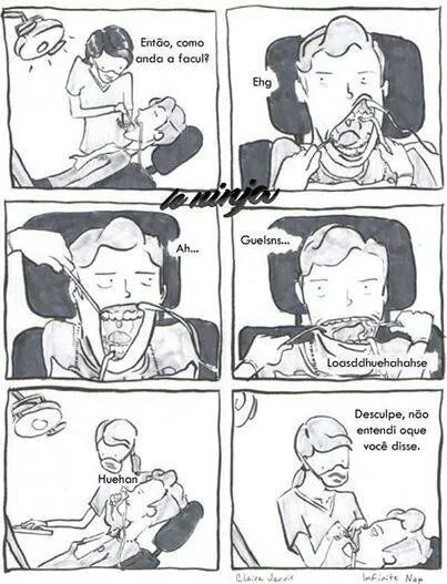 Dentista troll - meme