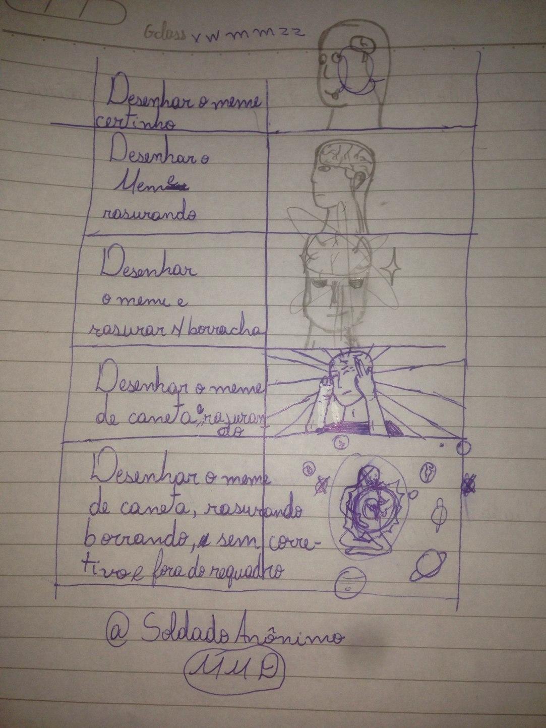 MEMES DESENHAdOS E DE QALIDAD