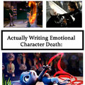 Writing Character Death