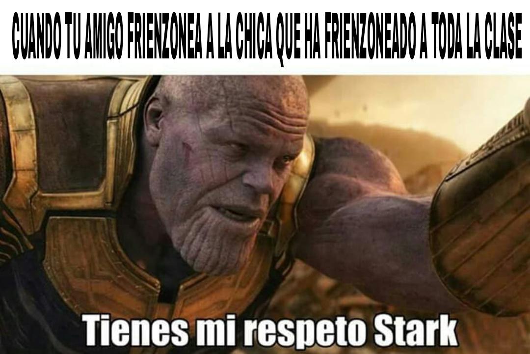 Un héroe - meme