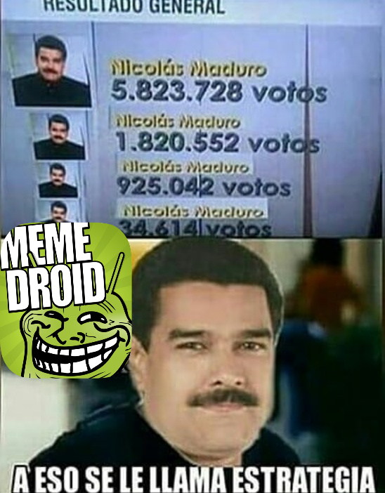 Maduro OP - meme