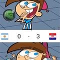 Me compadezco argentina