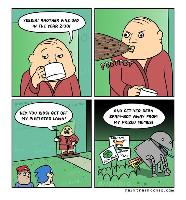 Future of meme droid