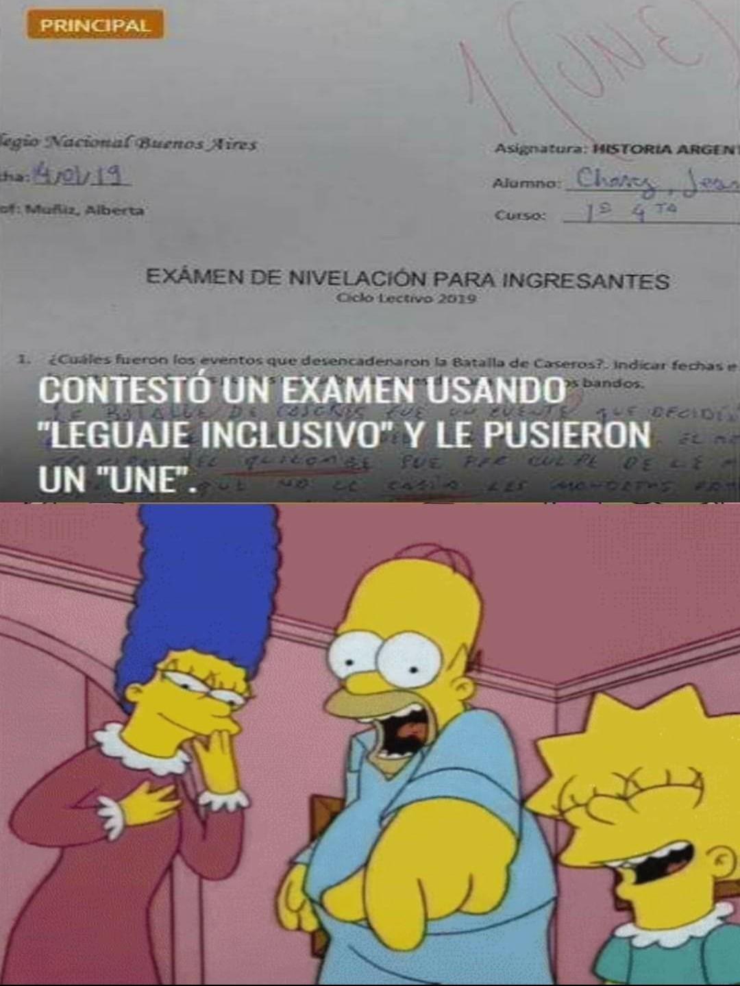 Argentina - meme