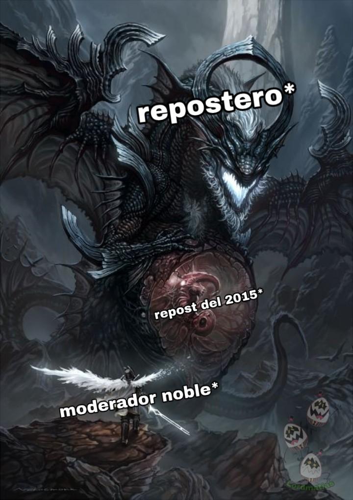#Dinoalrepost,ahre pelotudo - meme