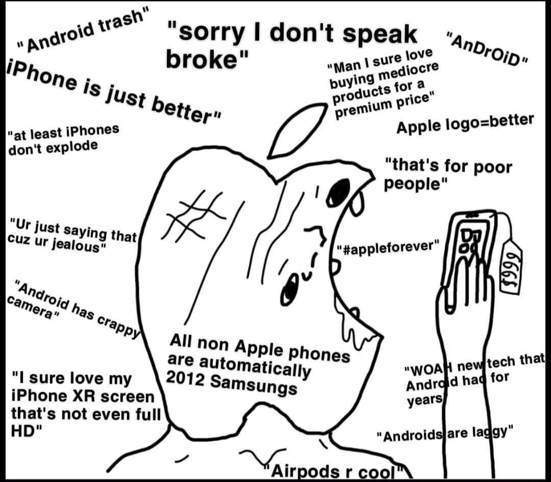 Samsung > - meme