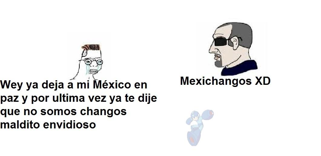 Mexichangos XD - meme