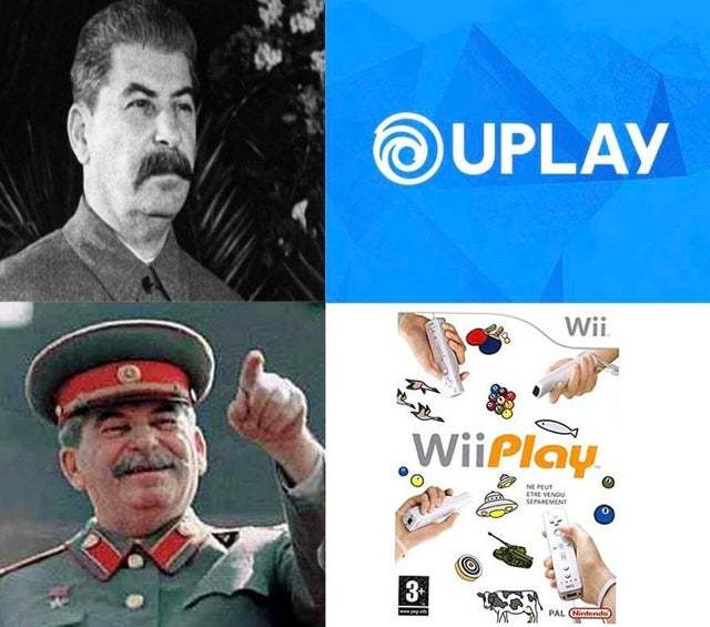 Play with Iosif - meme